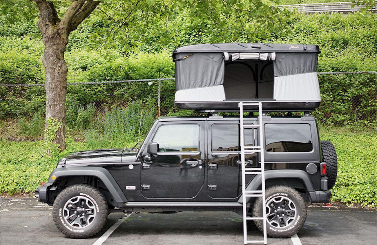 Evasion Evolution Vehicle Rooftop Tent