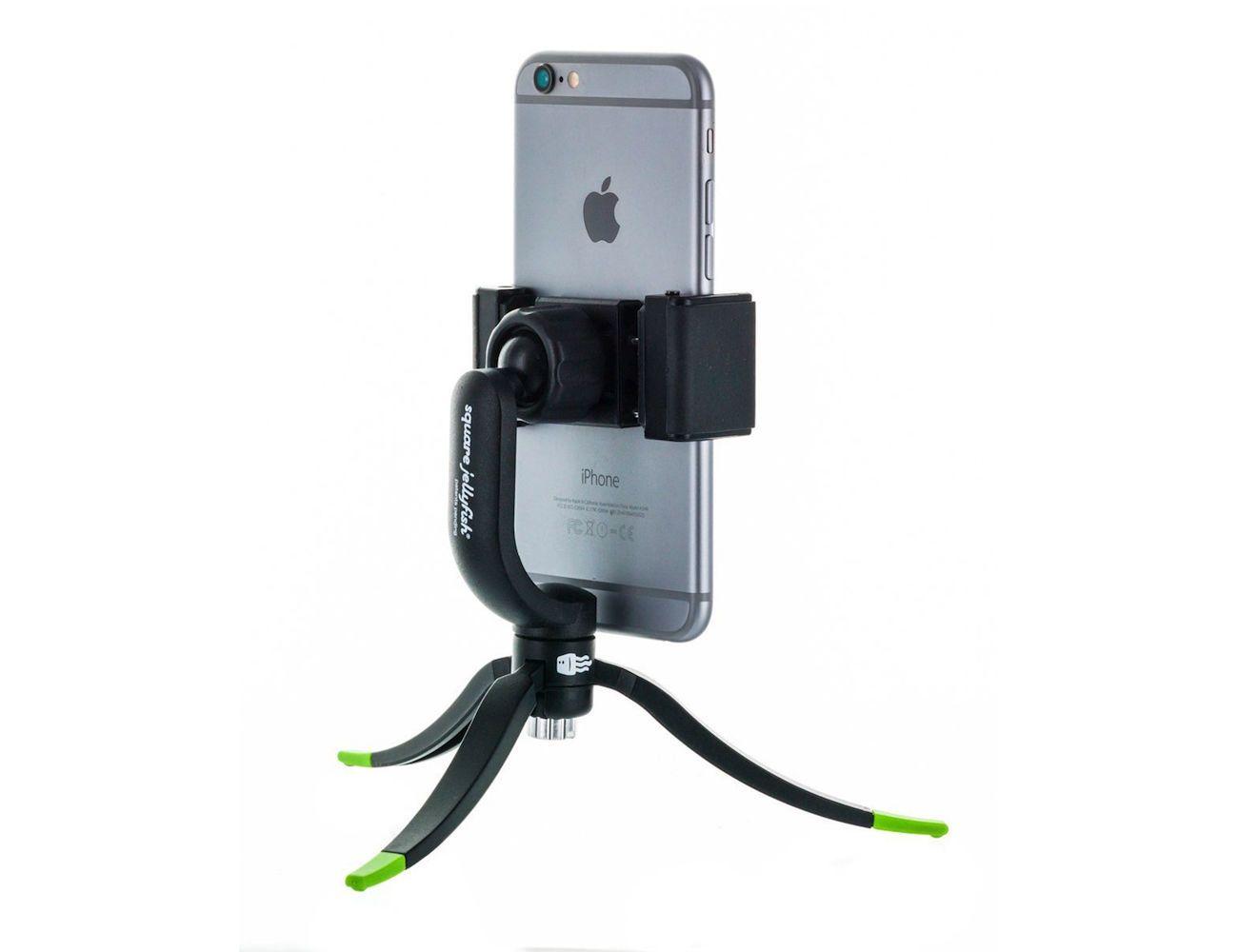 Jelly Grip Smartphone Tripod