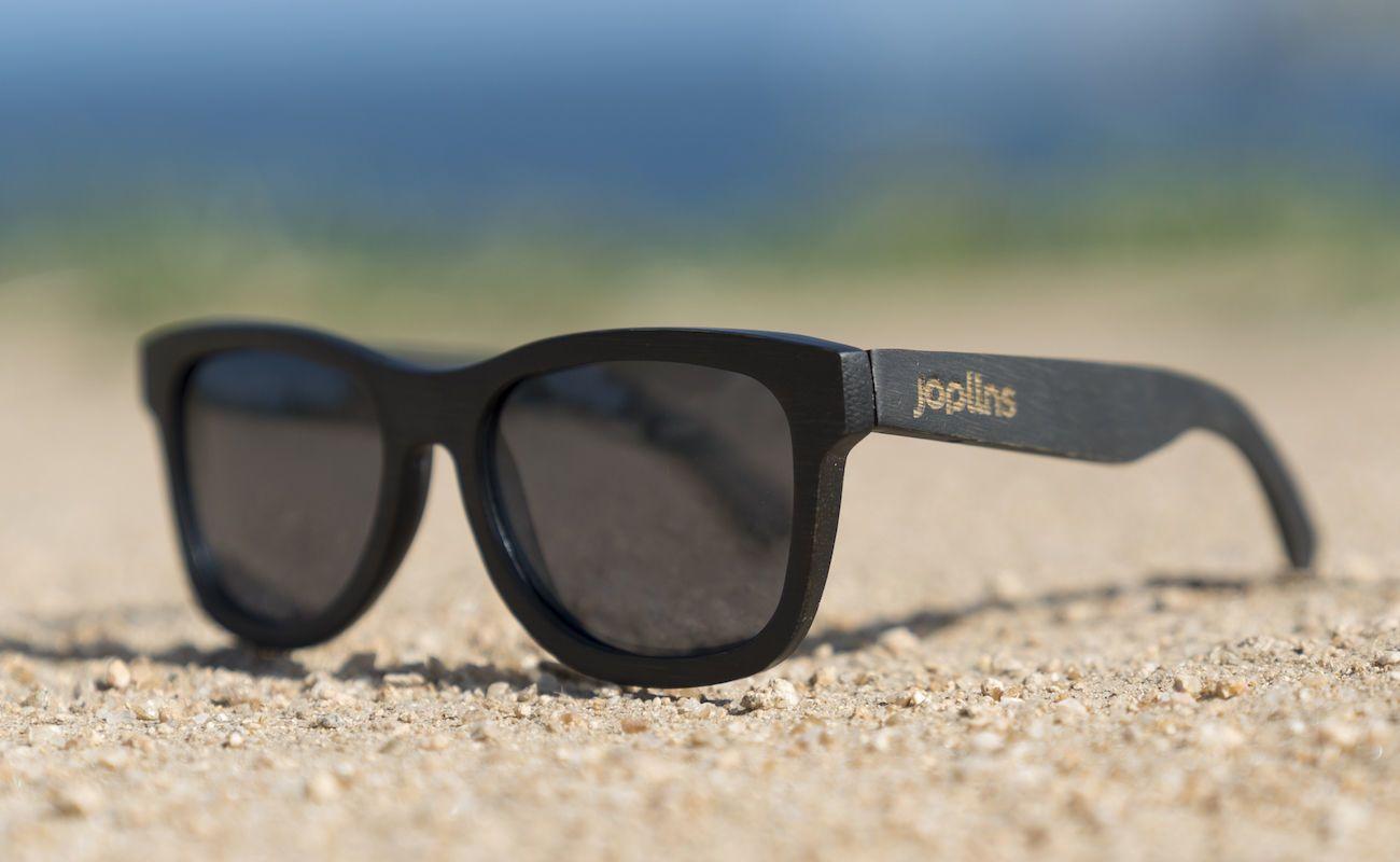 Joplins Sustainable Bamboo Sunglasses
