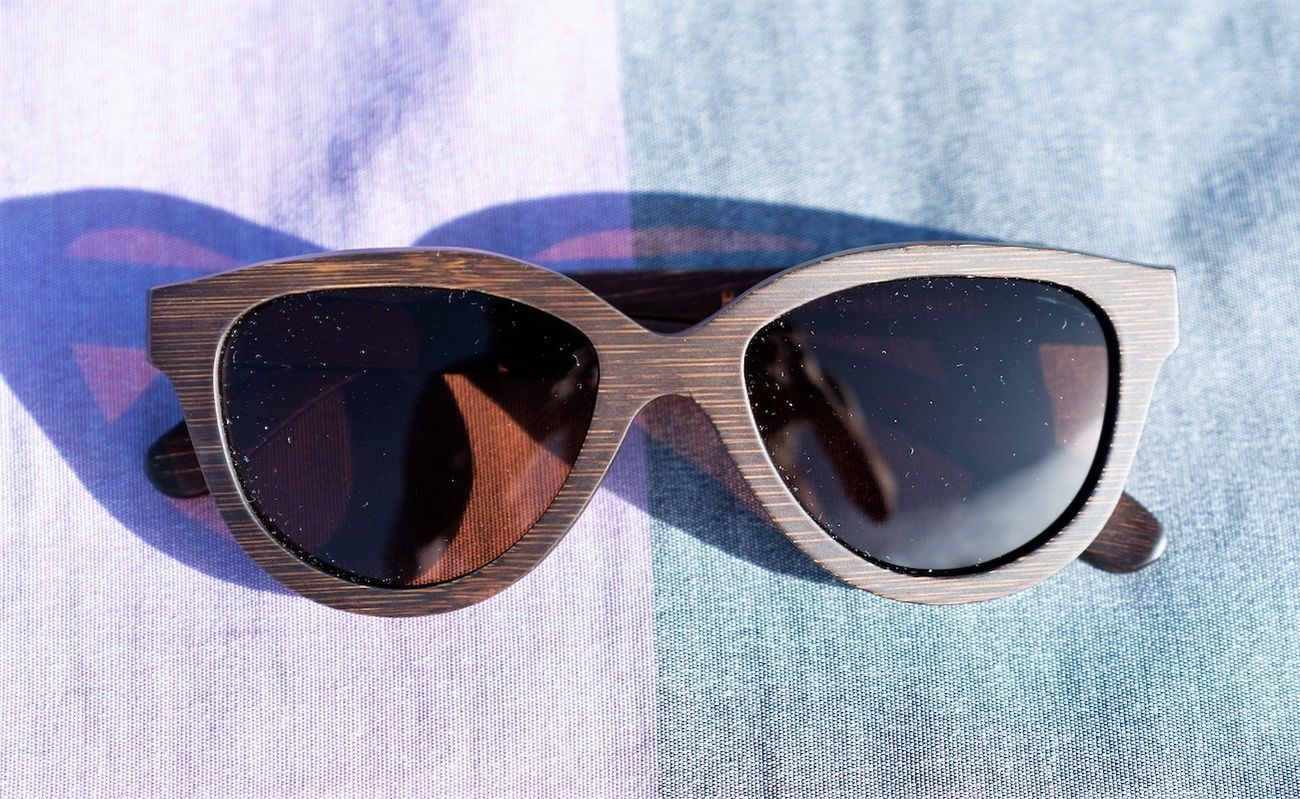 Joplins Sustainable Bamboo Sunglasses