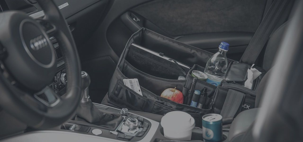 Keep Your Vehicle Tidy with the SLOTPACK Organizer