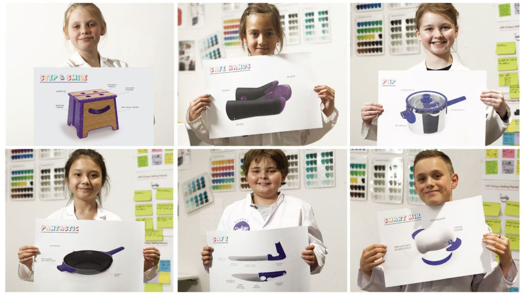 Kidzdesignlab+Kid-Created+Kitchen+Tools