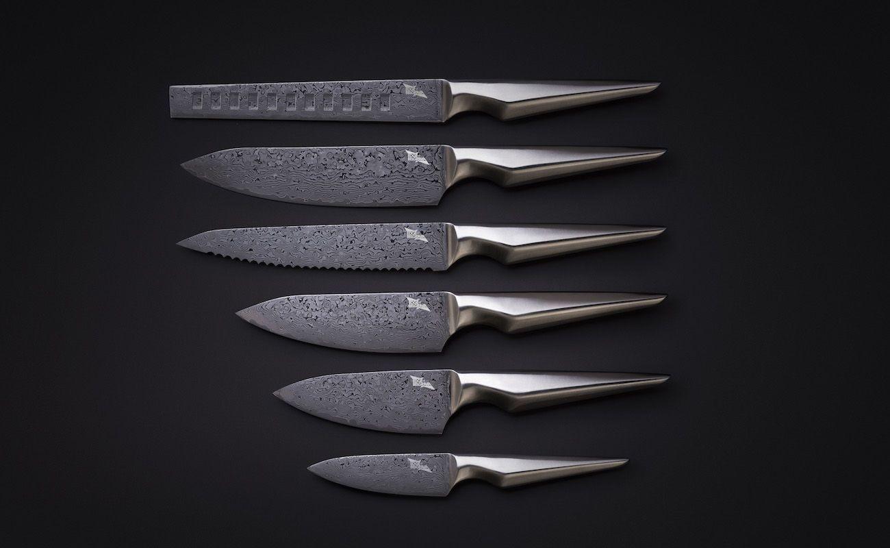 Kuroi Hana Japanese Knife Collection