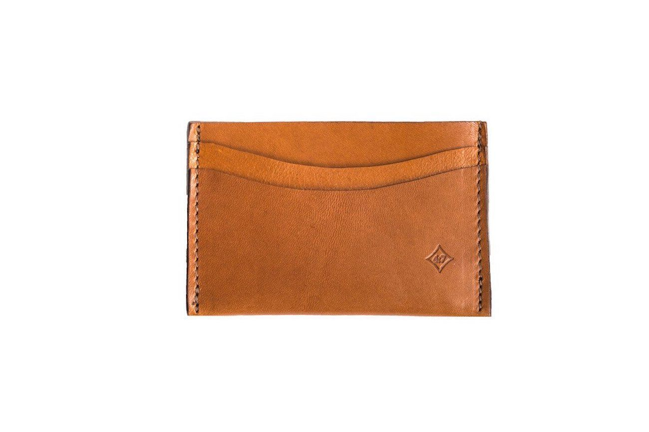 L'Enfant Minimalist Leather Card Case