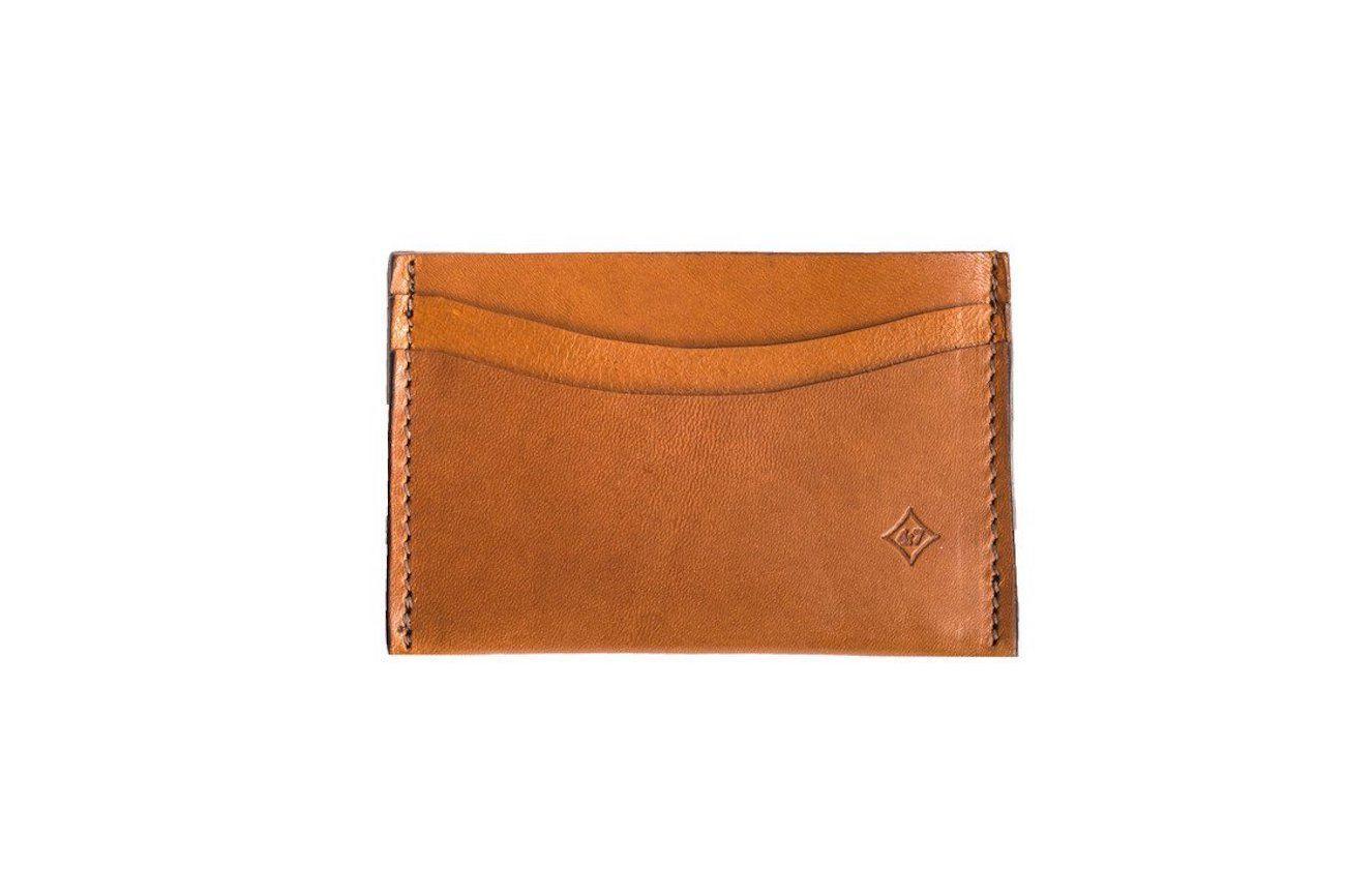 L'Enfant Minimalist Leather Card Case