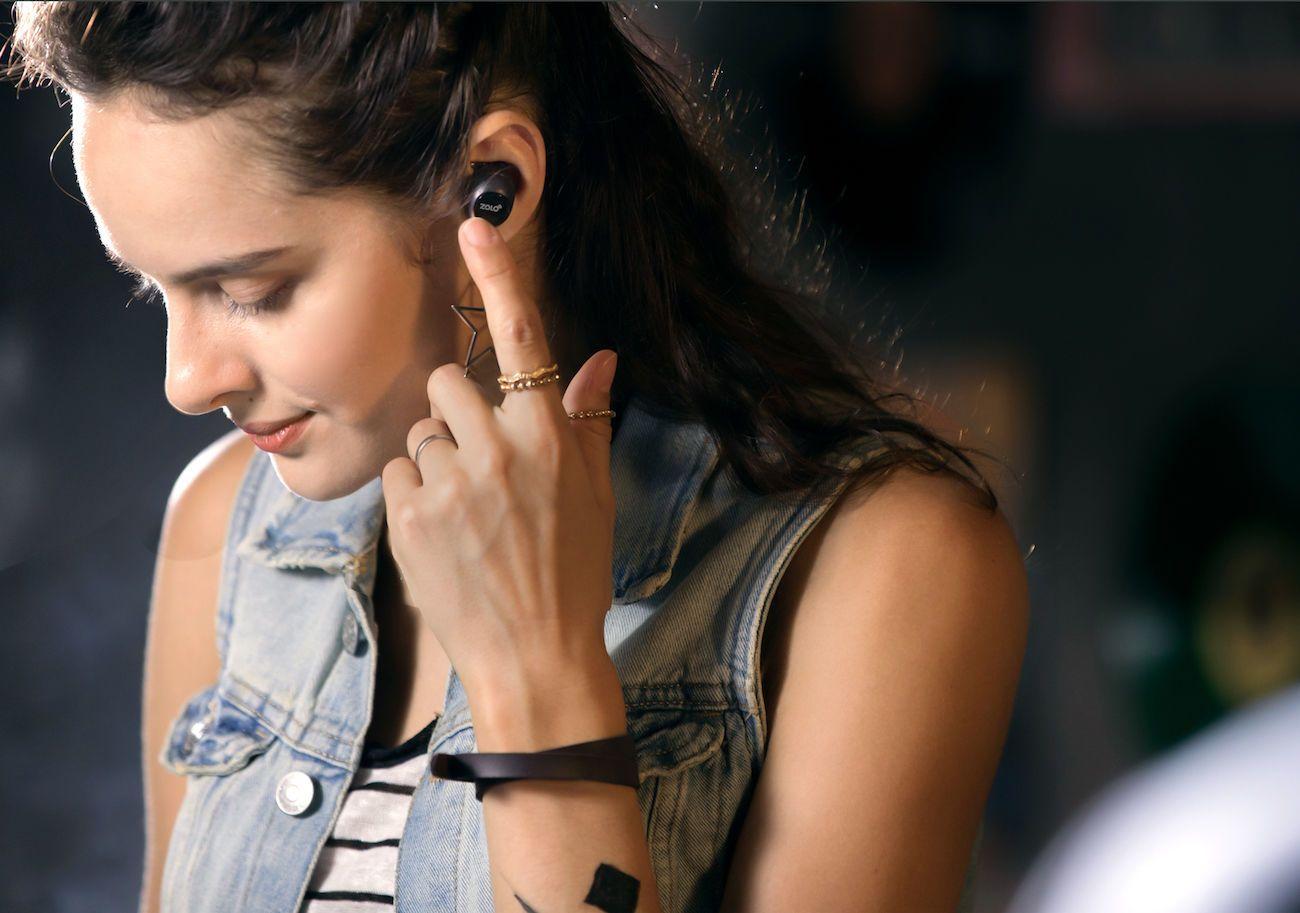 Liberty+ Totally Wireless Smart Earphones