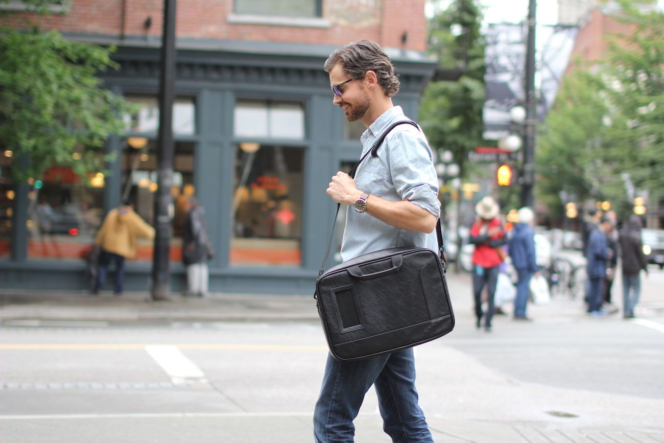 Lifepack Hustle Solar Bag Collection
