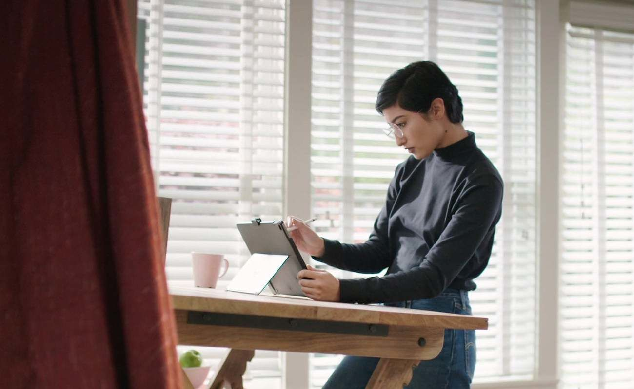 Logitech Slim iPad Pro Combo