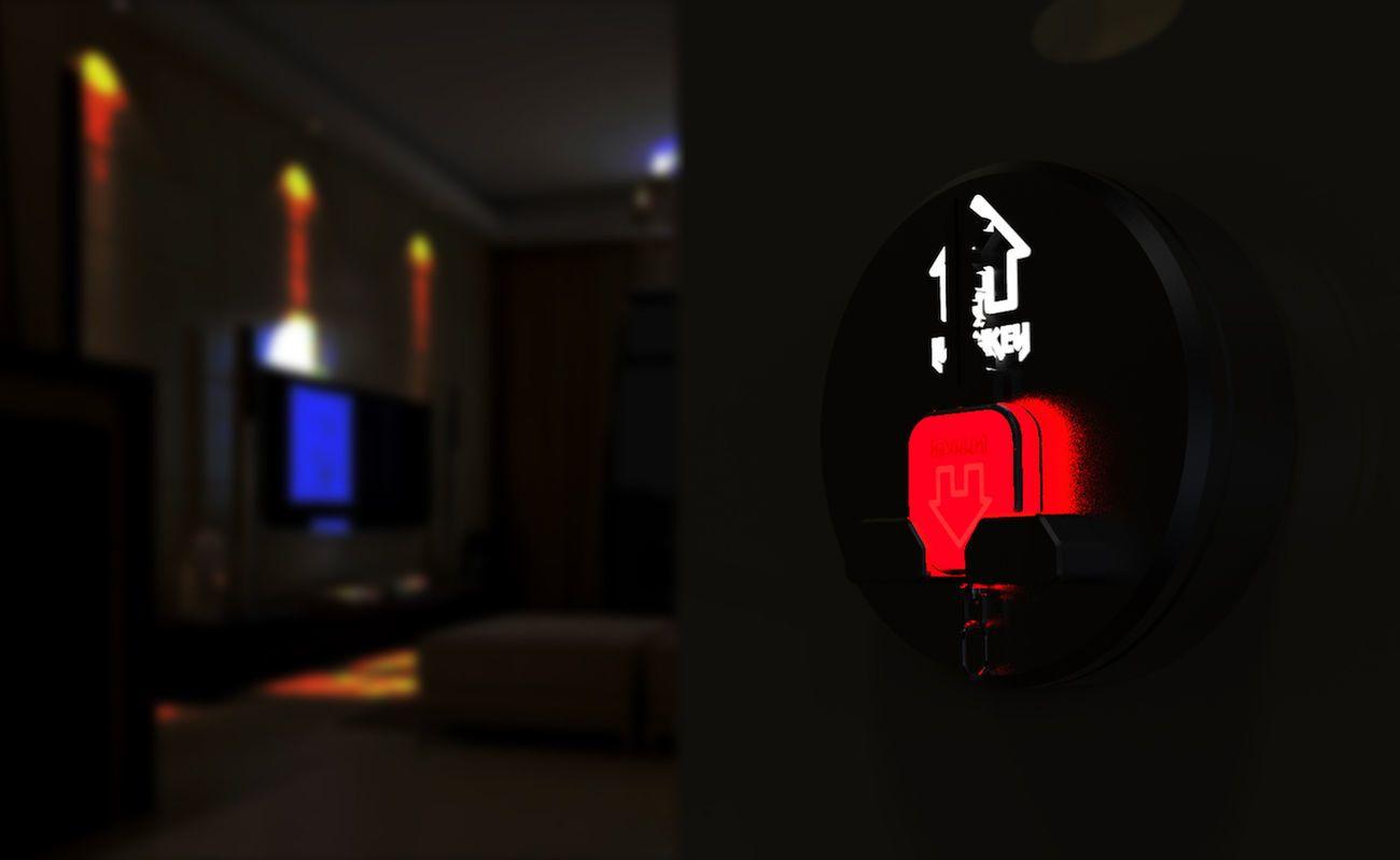 LumNkey LED Smart Key