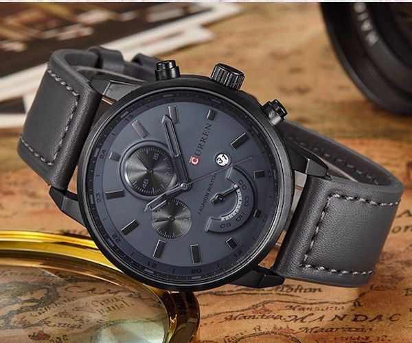 Luxury+Leather+Watch+For+Men