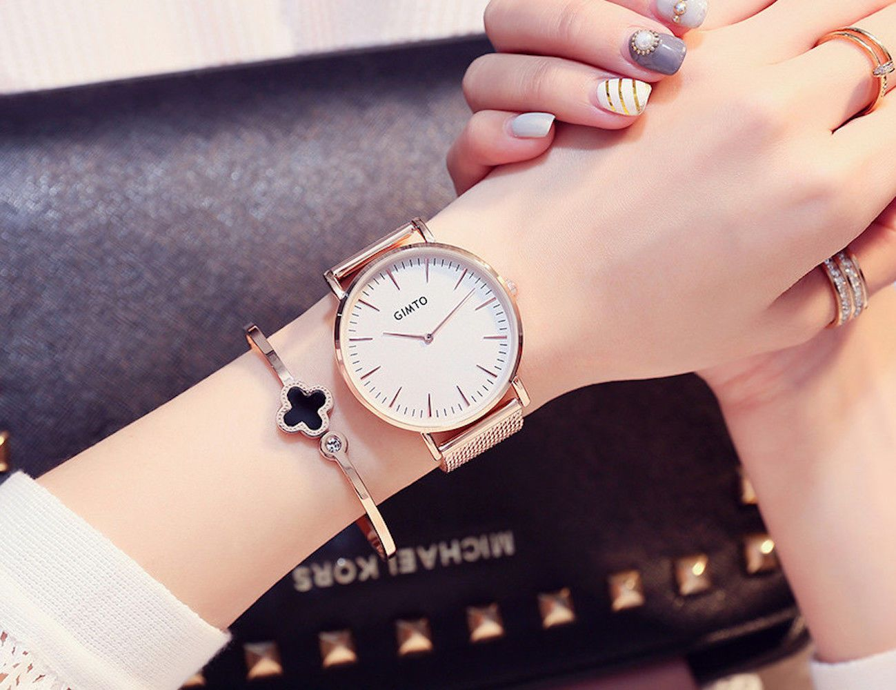 Luxury Quartz Watch for Women