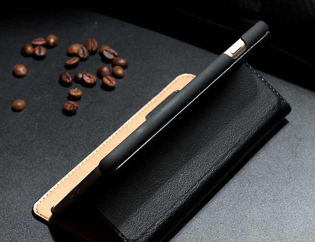 Luxury iPhone 7 Plus Flip Case