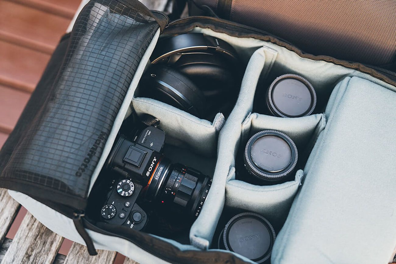 Manfrotto Lifestyle Manhattan Camera Bags
