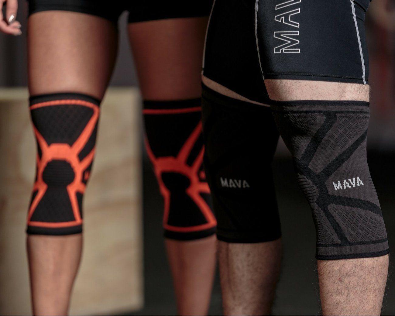 Mava+Sports+Knee+Compression+Sleeve