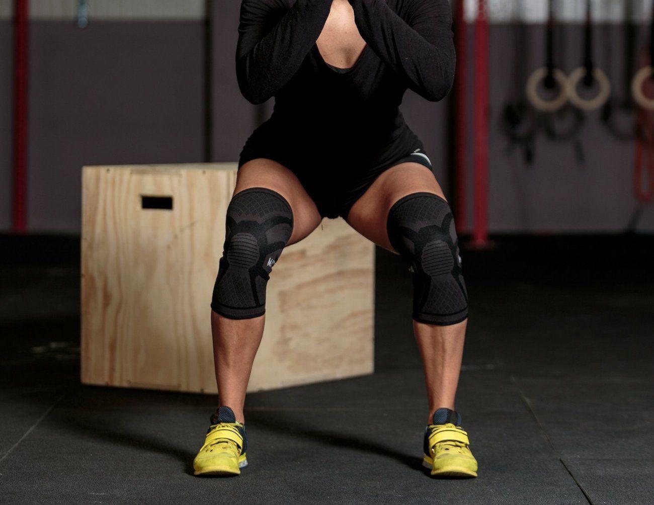 Mava Sports Knee Compression Sleeve