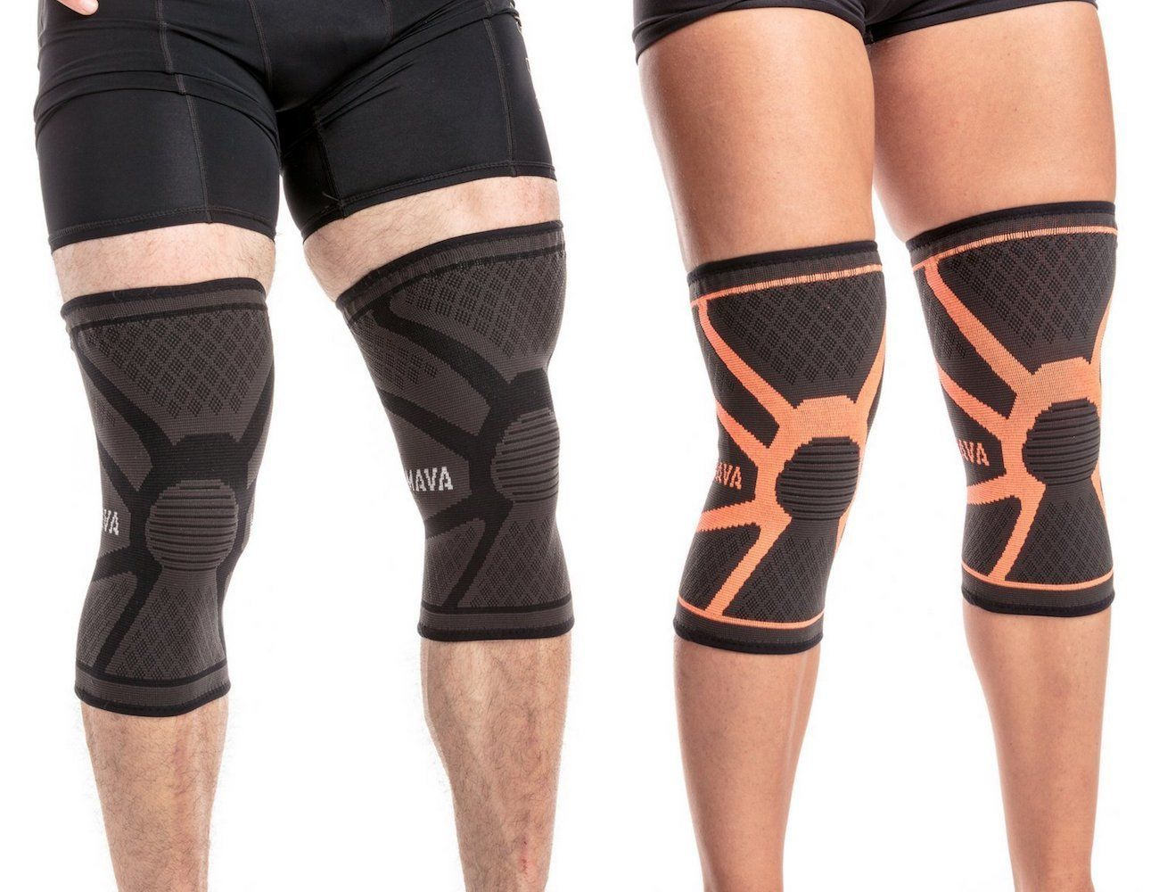 Mava Sports Knee Compression Sleeve