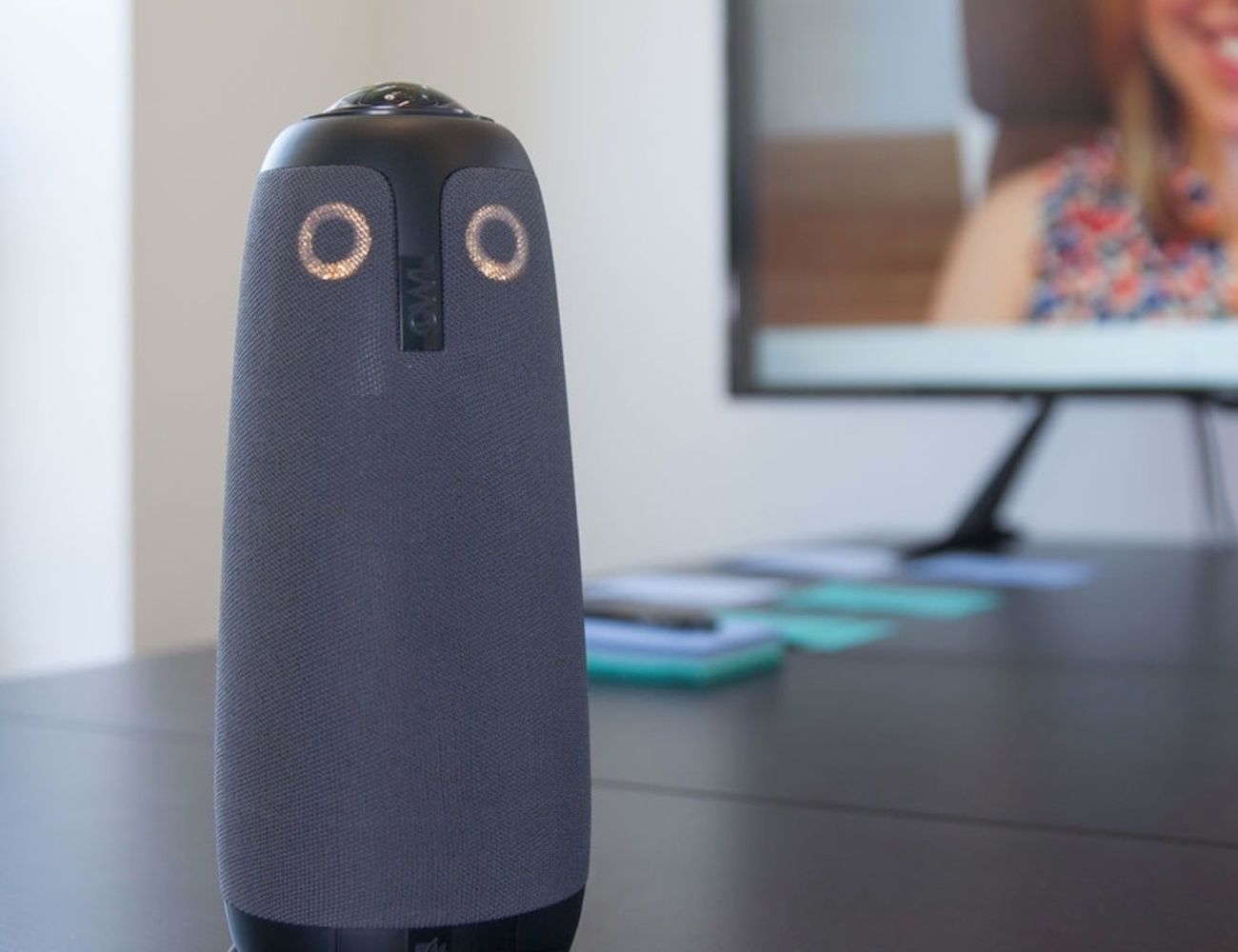 Meeting Owl Robotic Video Conference Camera
