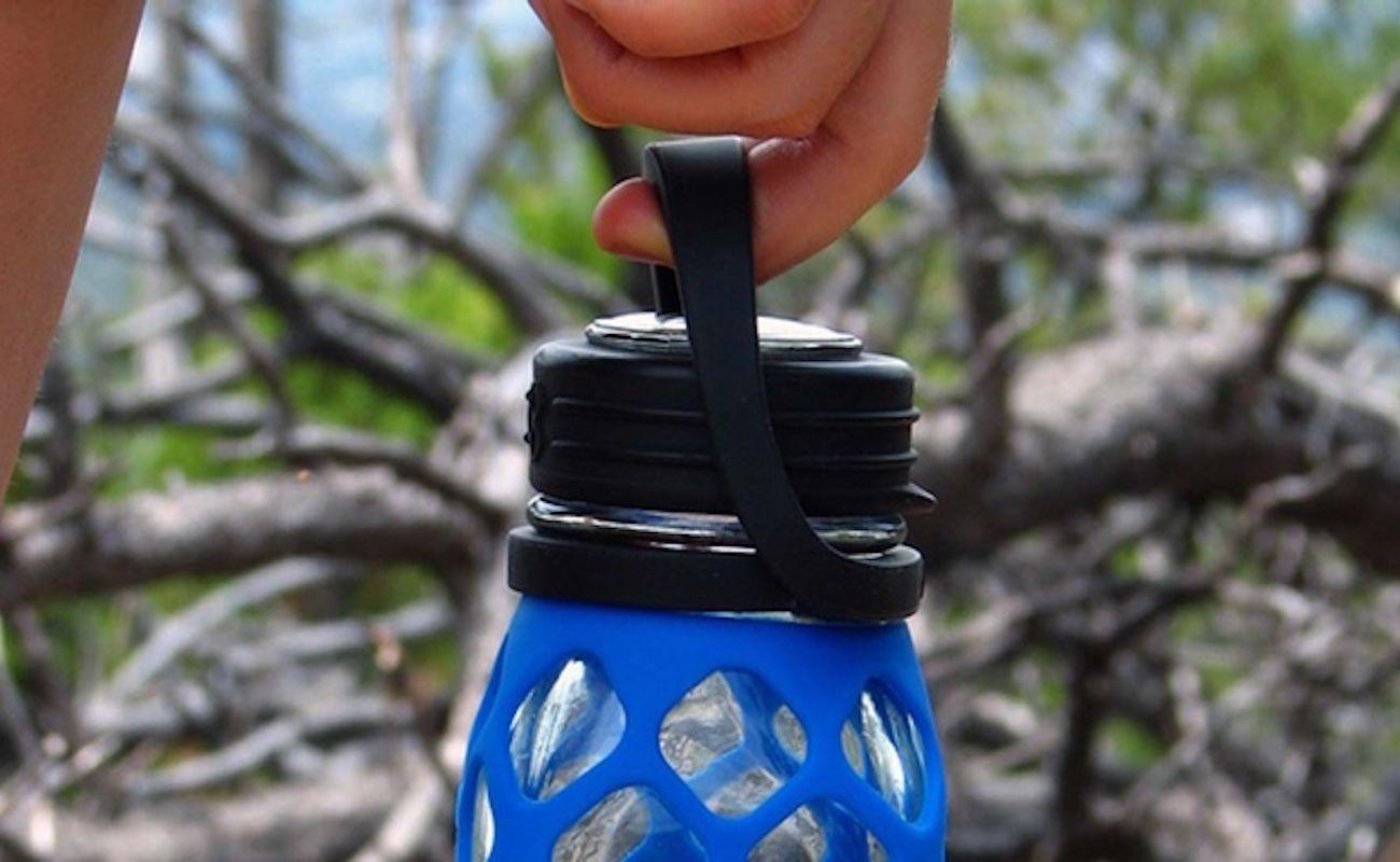 Meshbottle Plastic-Free Water Bottle