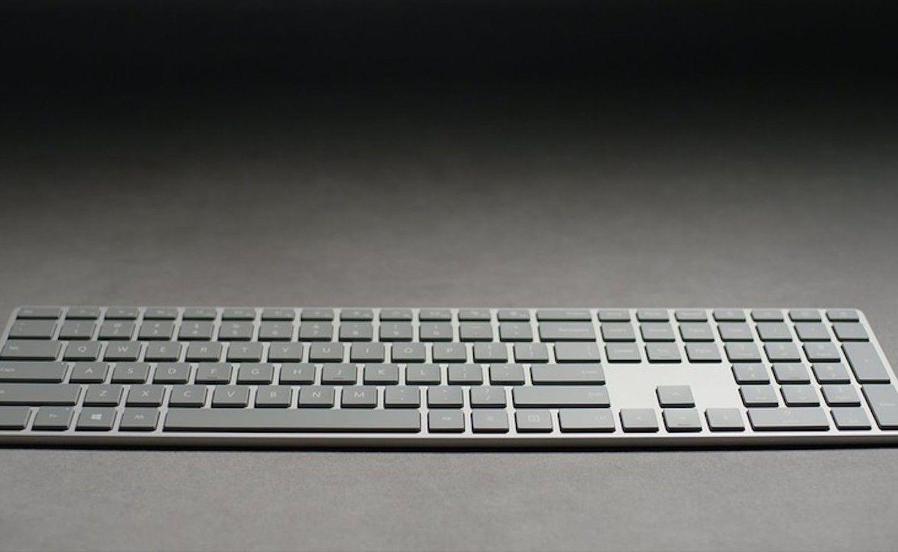 Microsoft Modern Fingerprint ID Keyboard