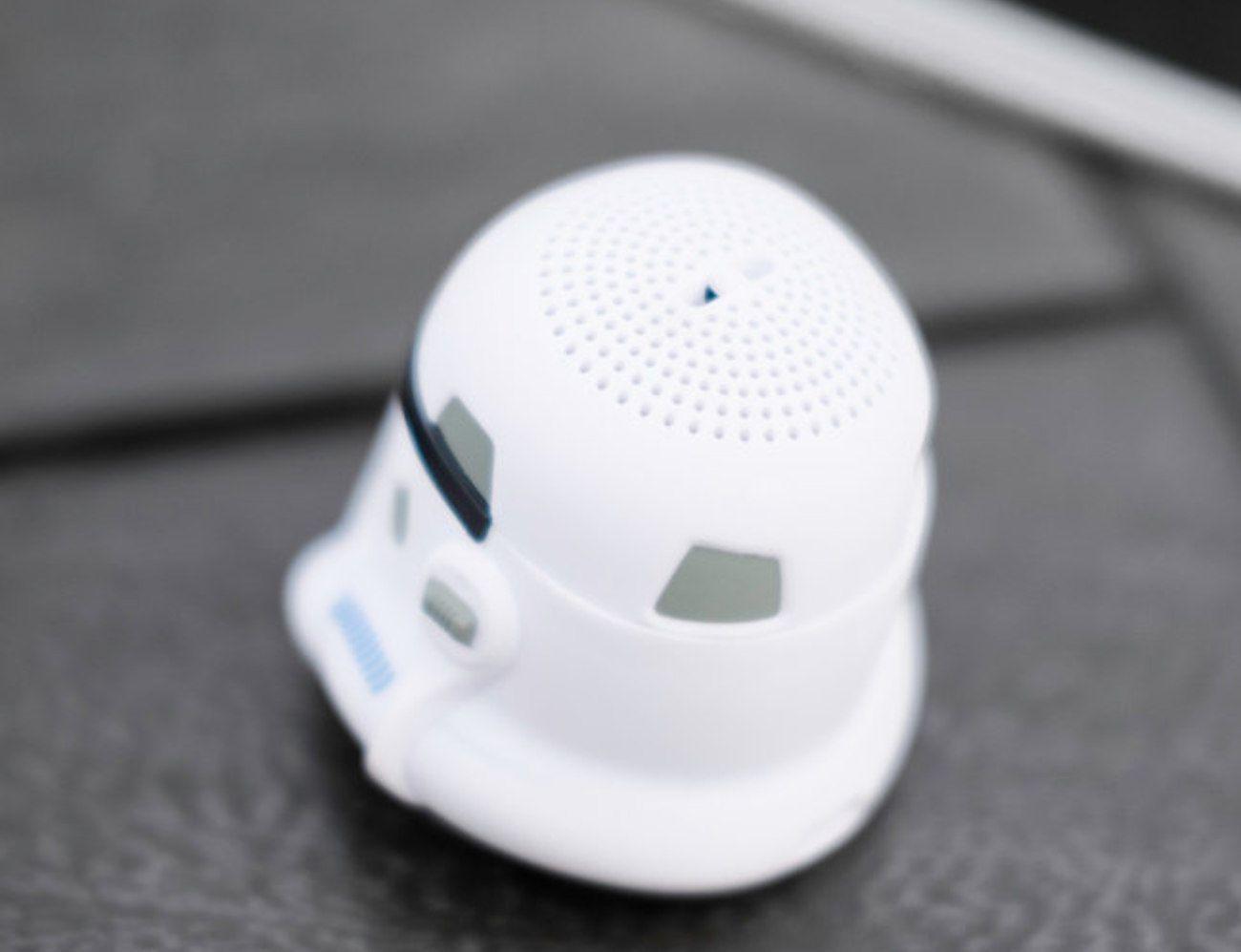 Mini Stormtrooper Bluetooth Speaker