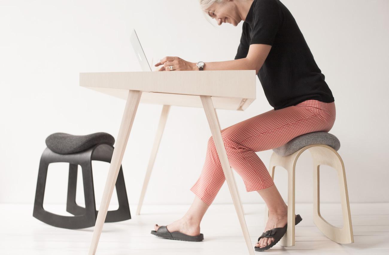 Muista Active Desk Chair