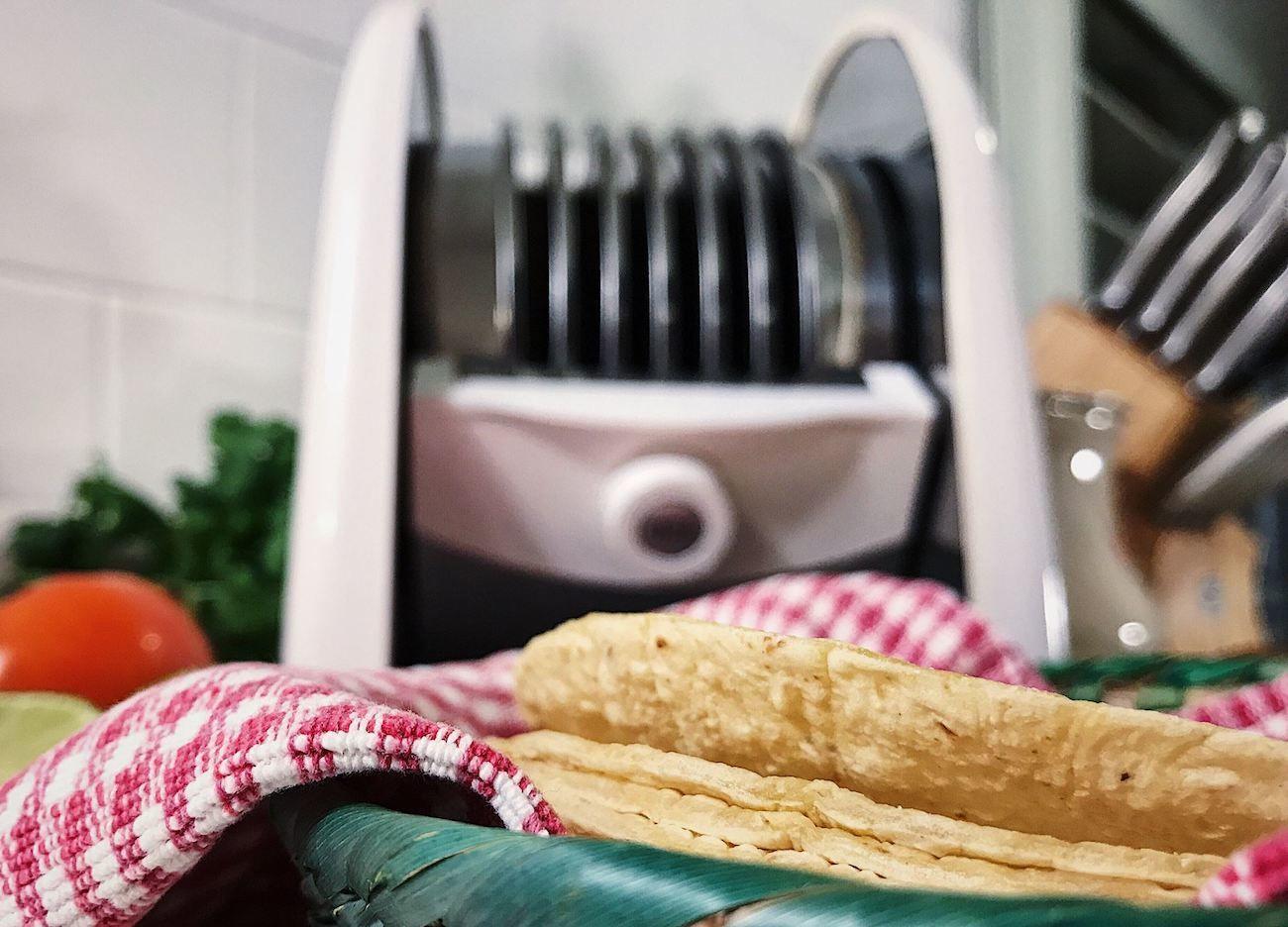Nuni 6-Slot Tortilla Toaster