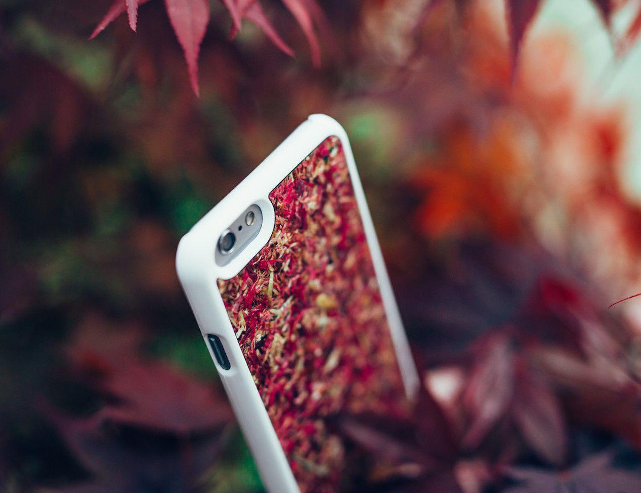 Organic Roses iPhone Case