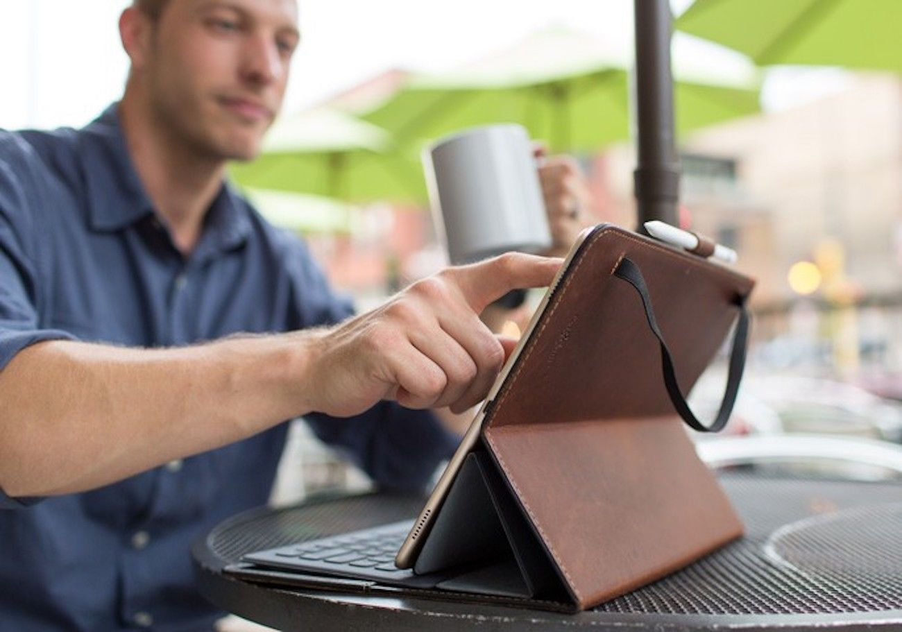 Oxford Leather iPad Pro 10.5 Case