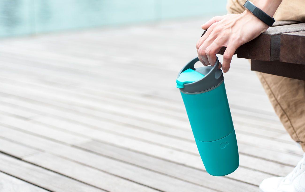 Ozmo Smart Bottle and App