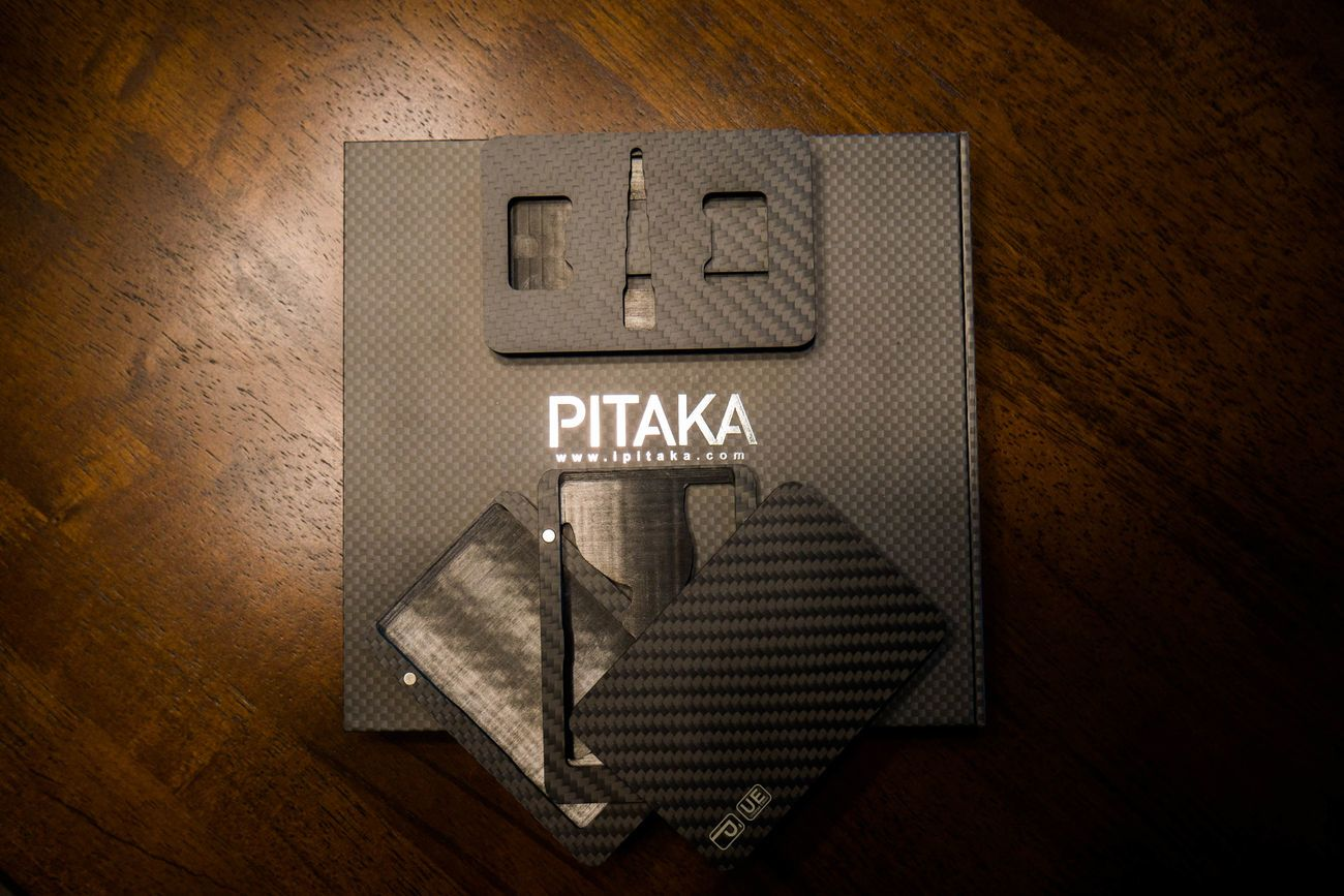 PITAKA New: Fresh Carbon Fiber Take On An Old Essential