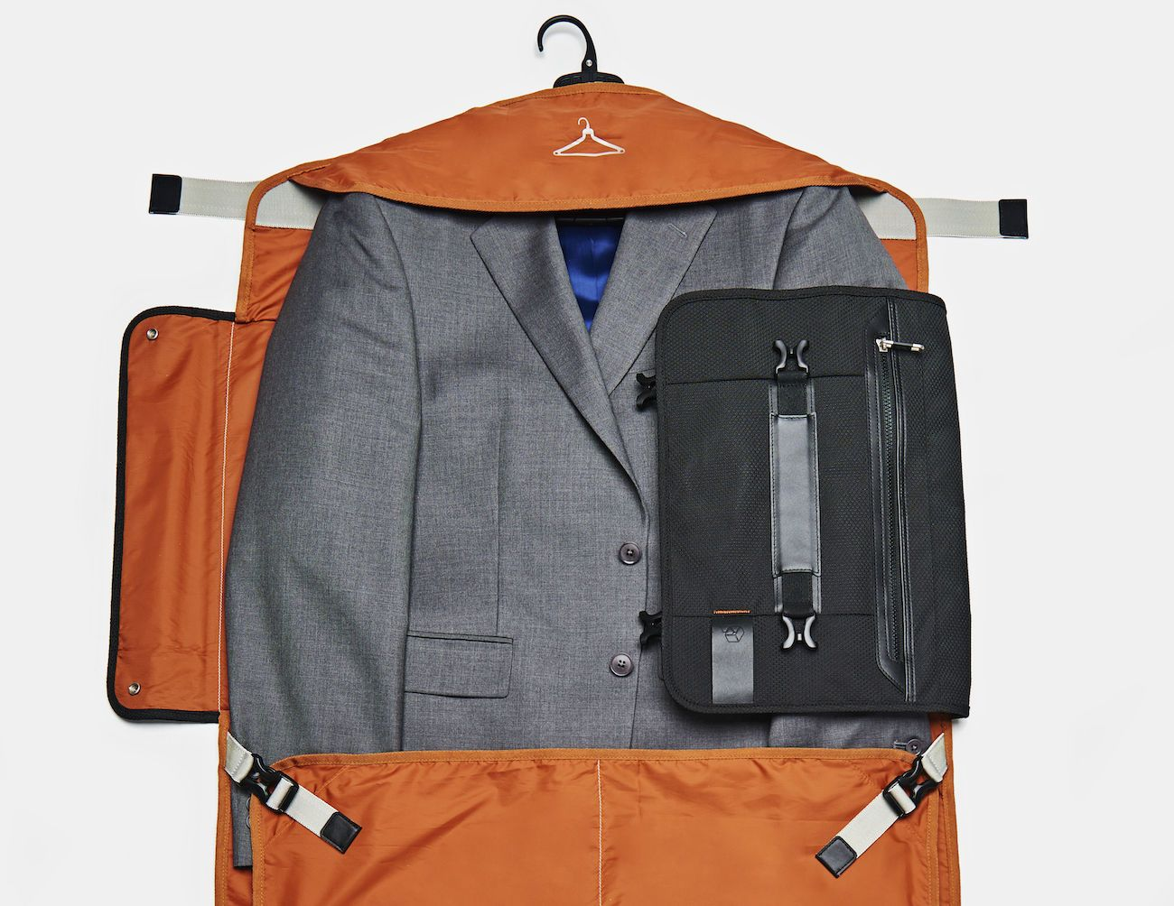 PLIQO Folding Garment Bag