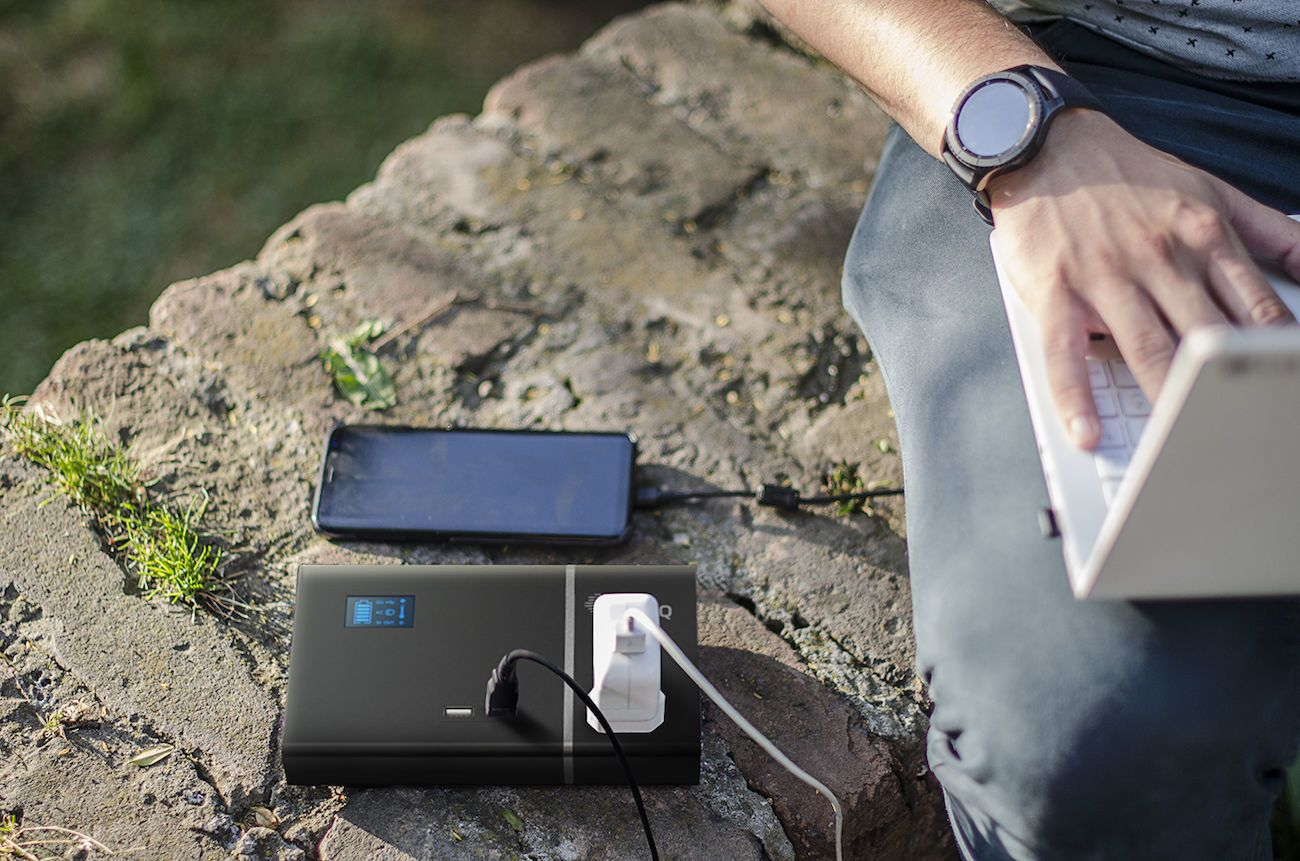 PowerPlant 95W Portable Power Bank