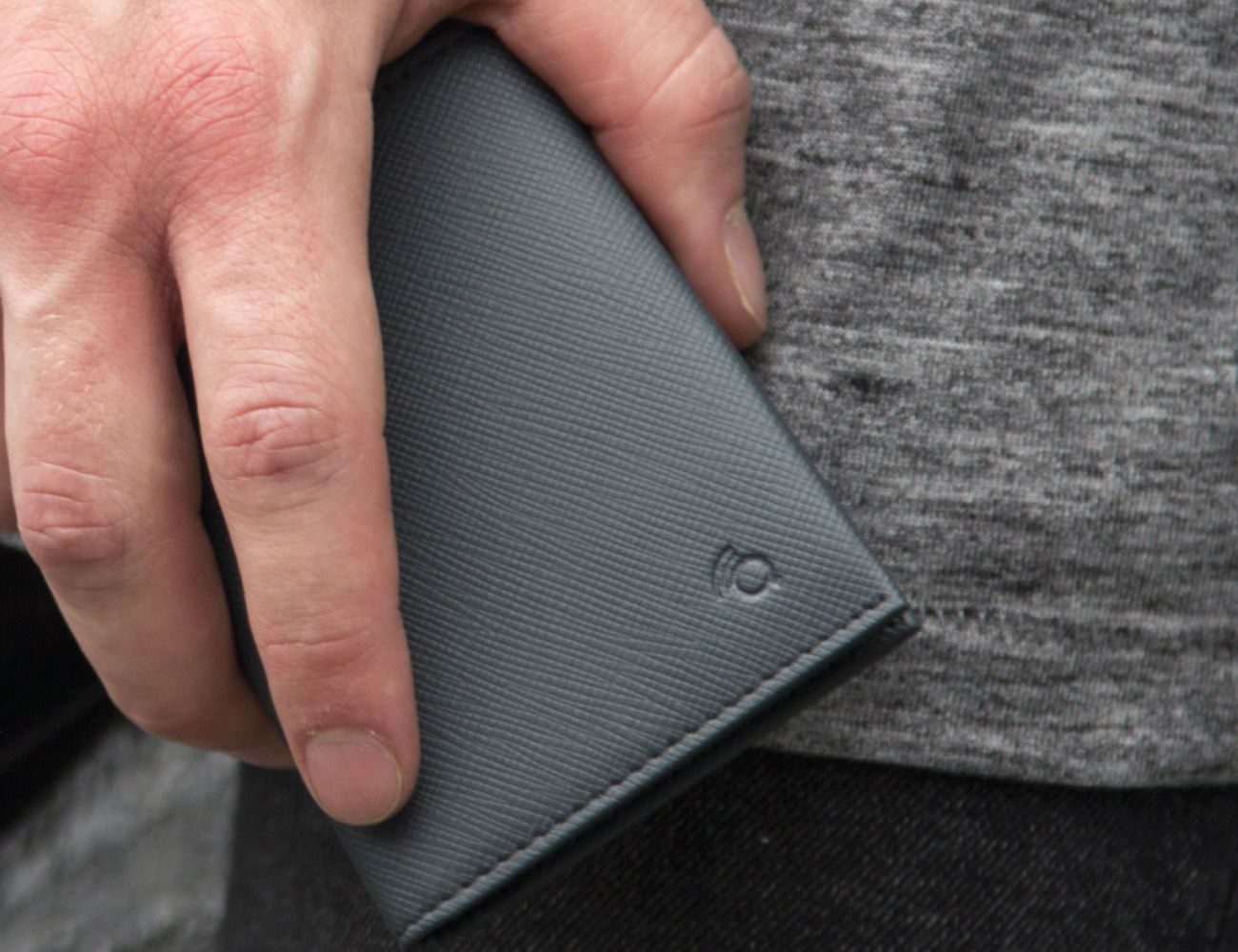 Meet Q – The Affordable Smart Wallet