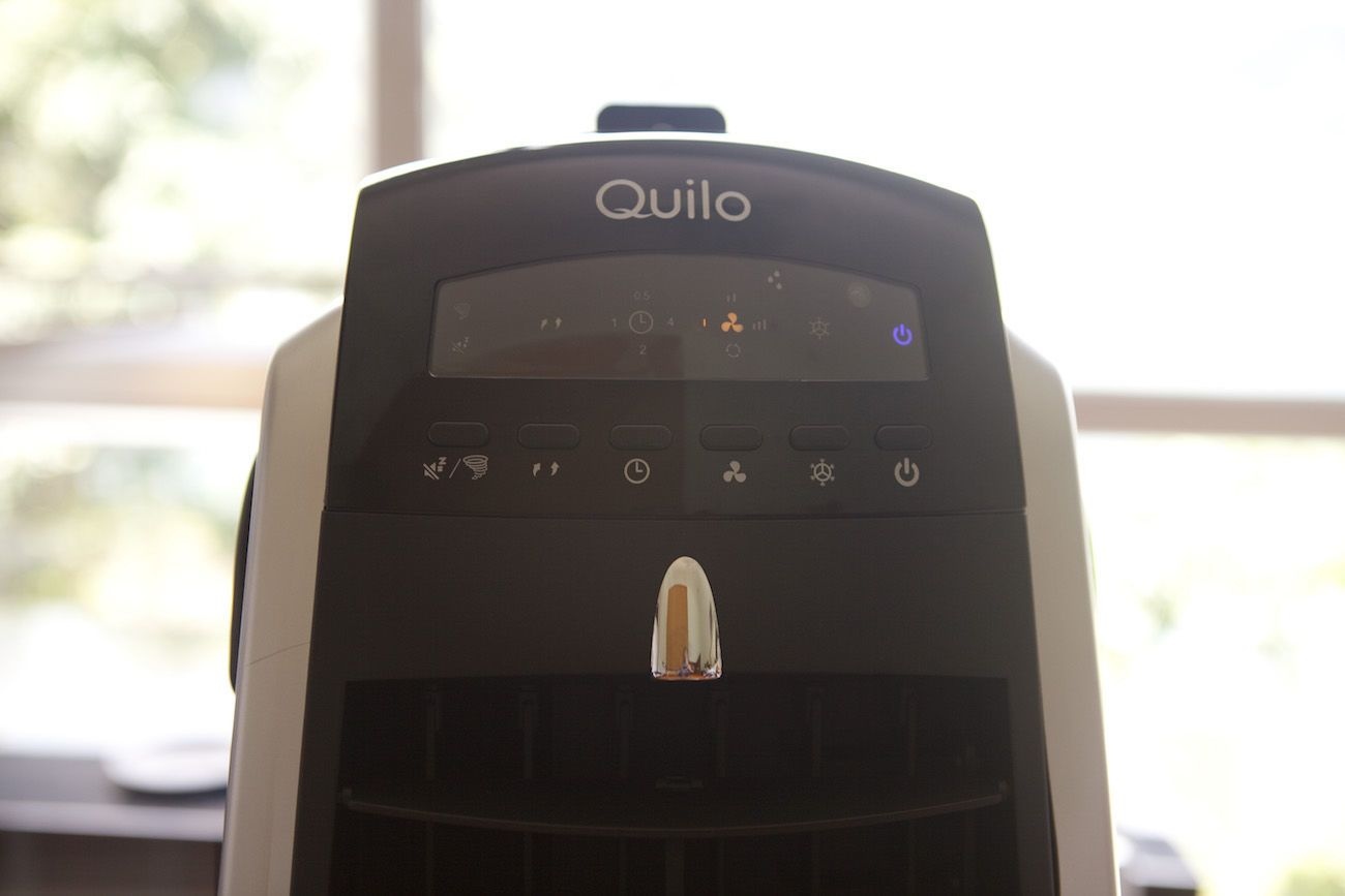 Quilo Evaporative Air Cooler and Humidifier