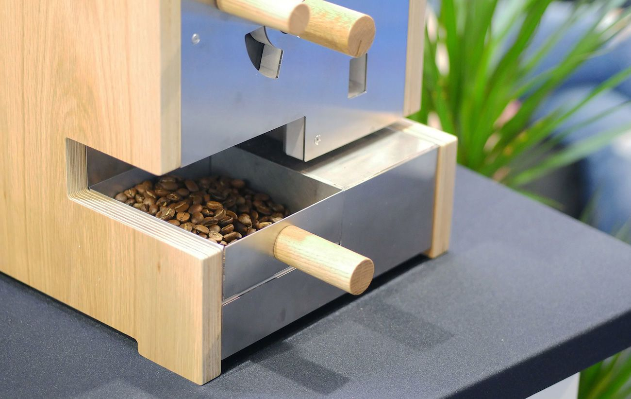 RØST Sample Coffee Roaster
