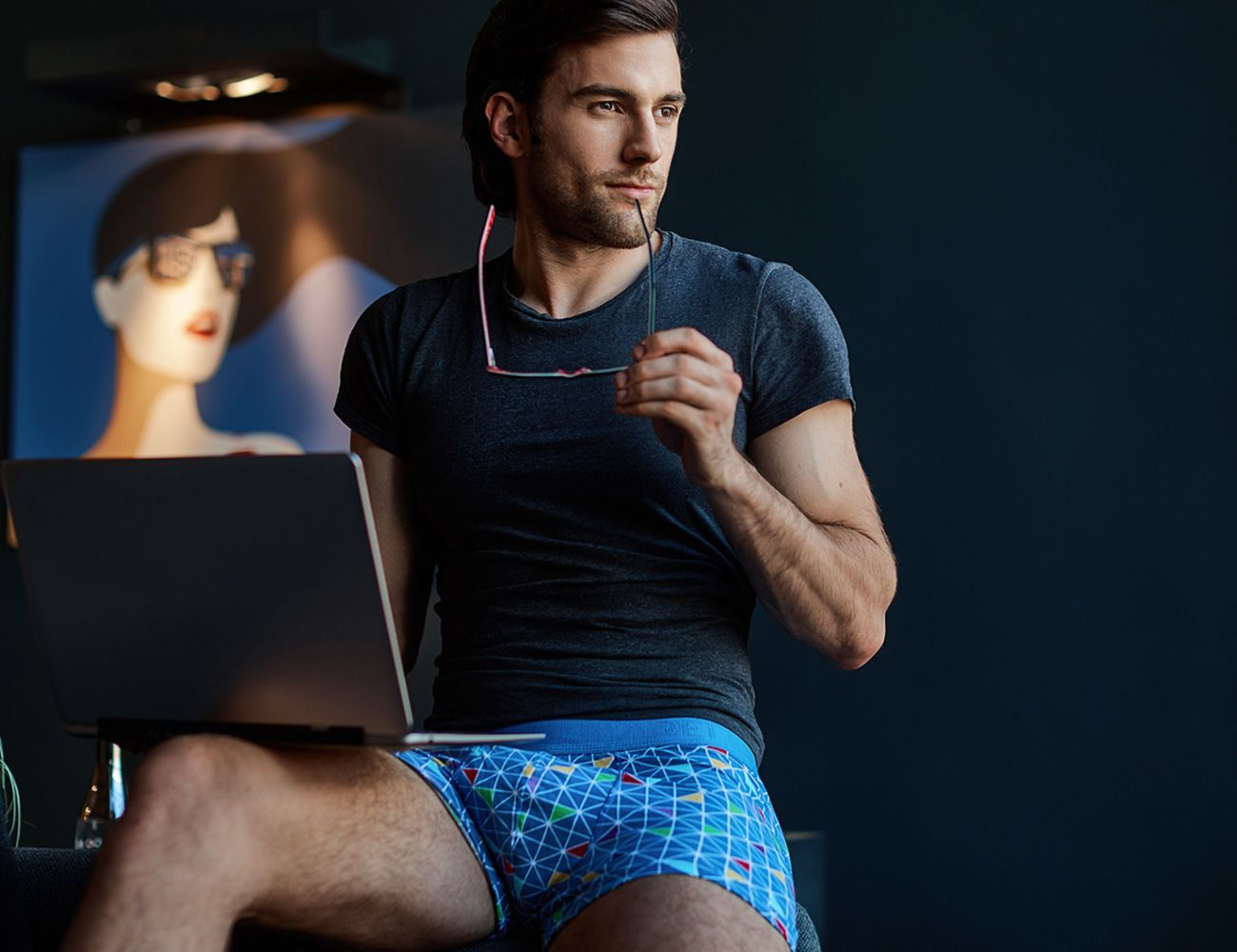 Relevel Premium Stylish Boxer Briefs