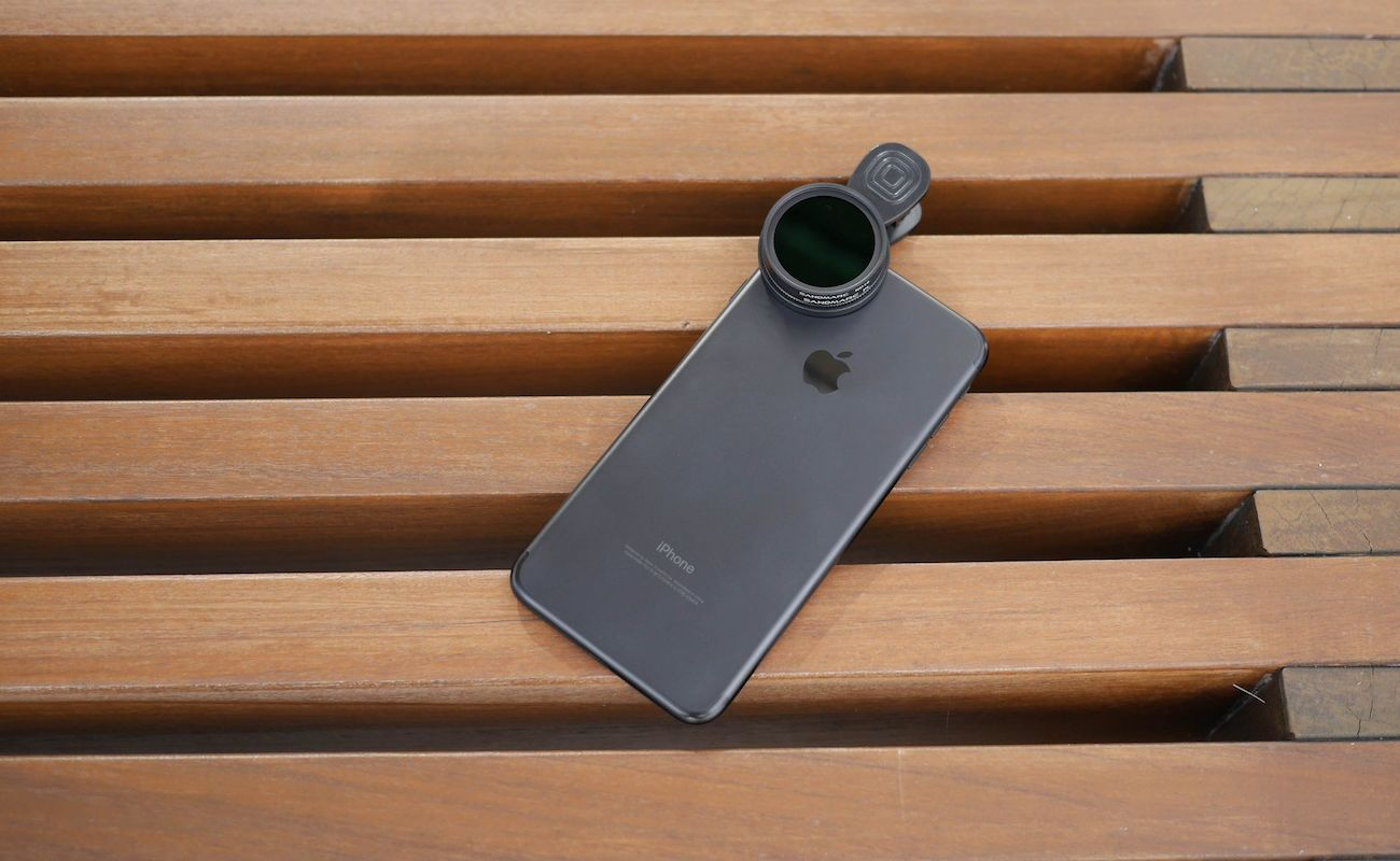 SANDMARC Cinematic iPhone Camera Filters