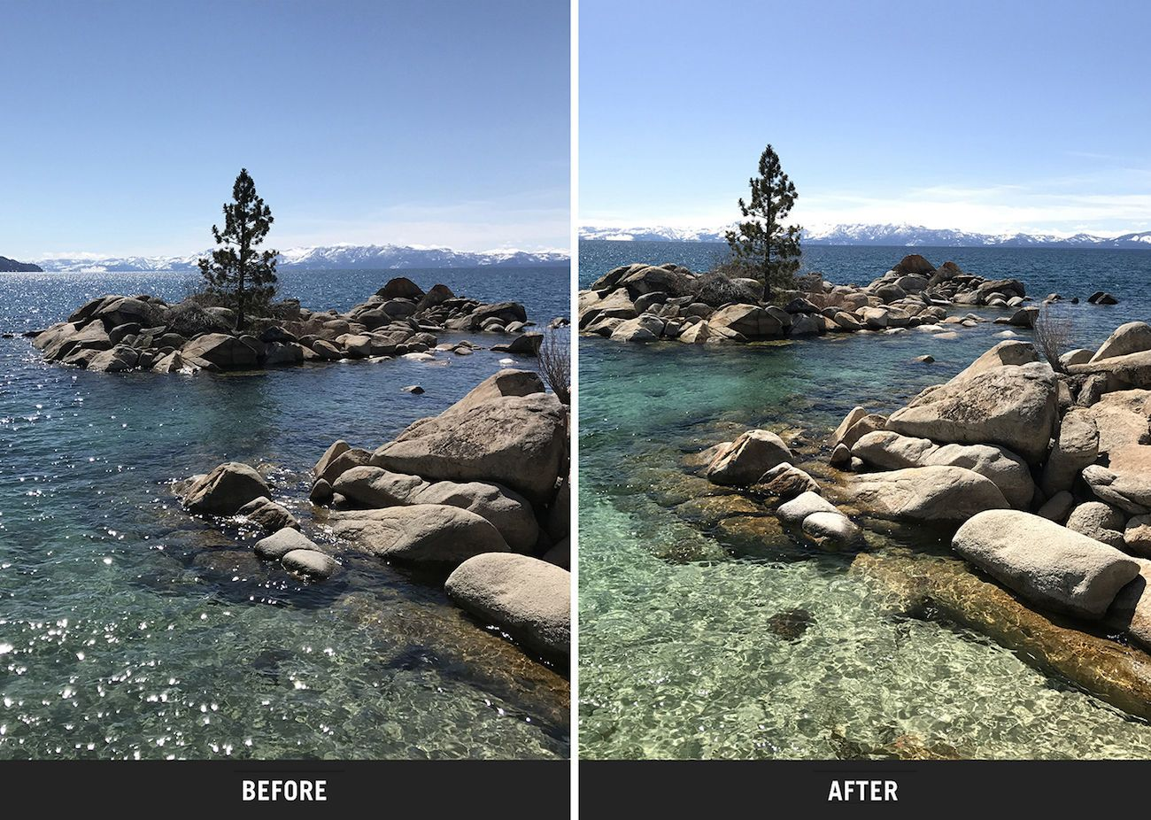 SANDMARC Cinematic iPhone Camera Filters