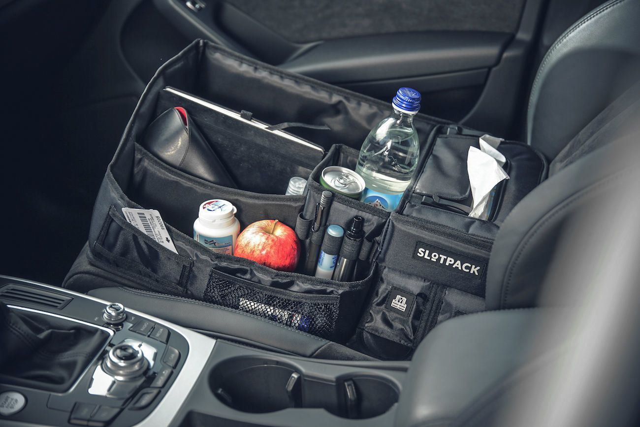 SLOTPACK Waterproof Car Organizer