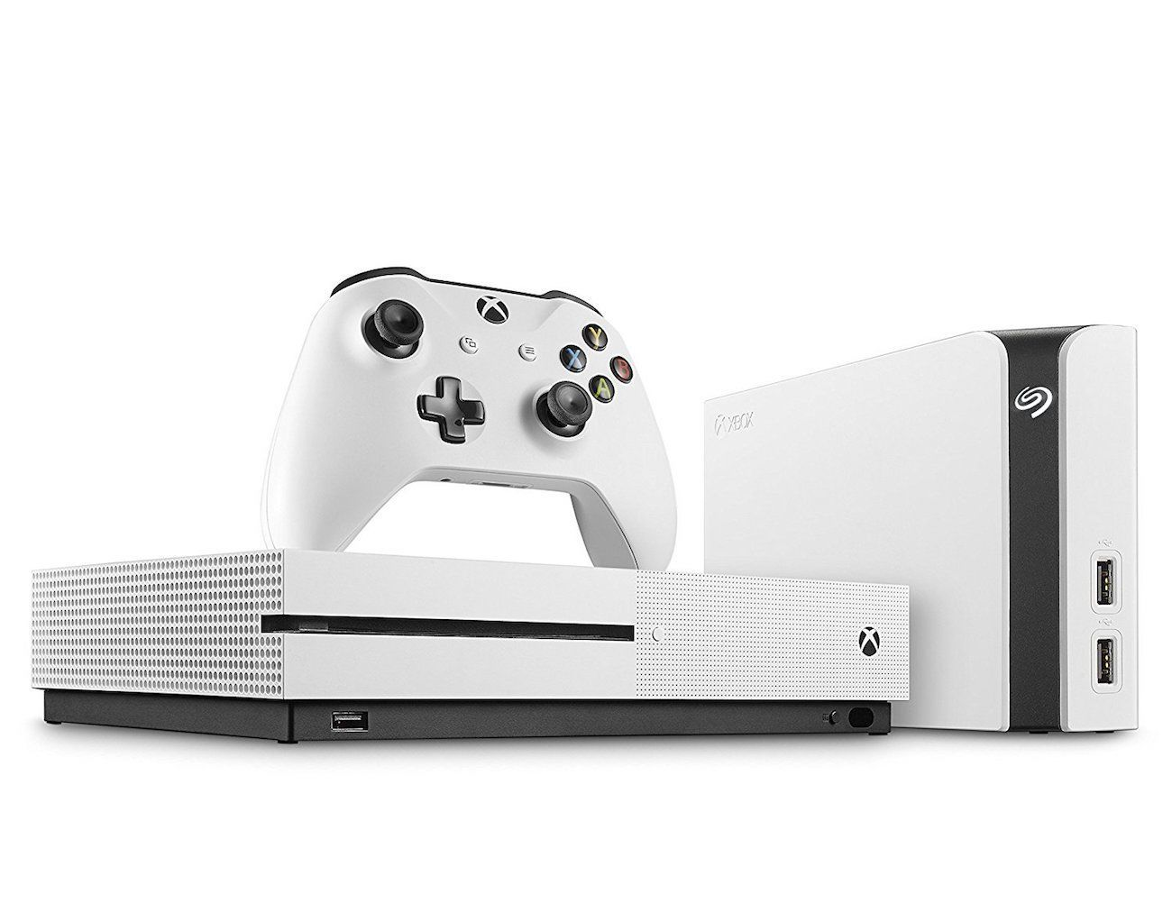 Seagate Xbox Game Drive Hub