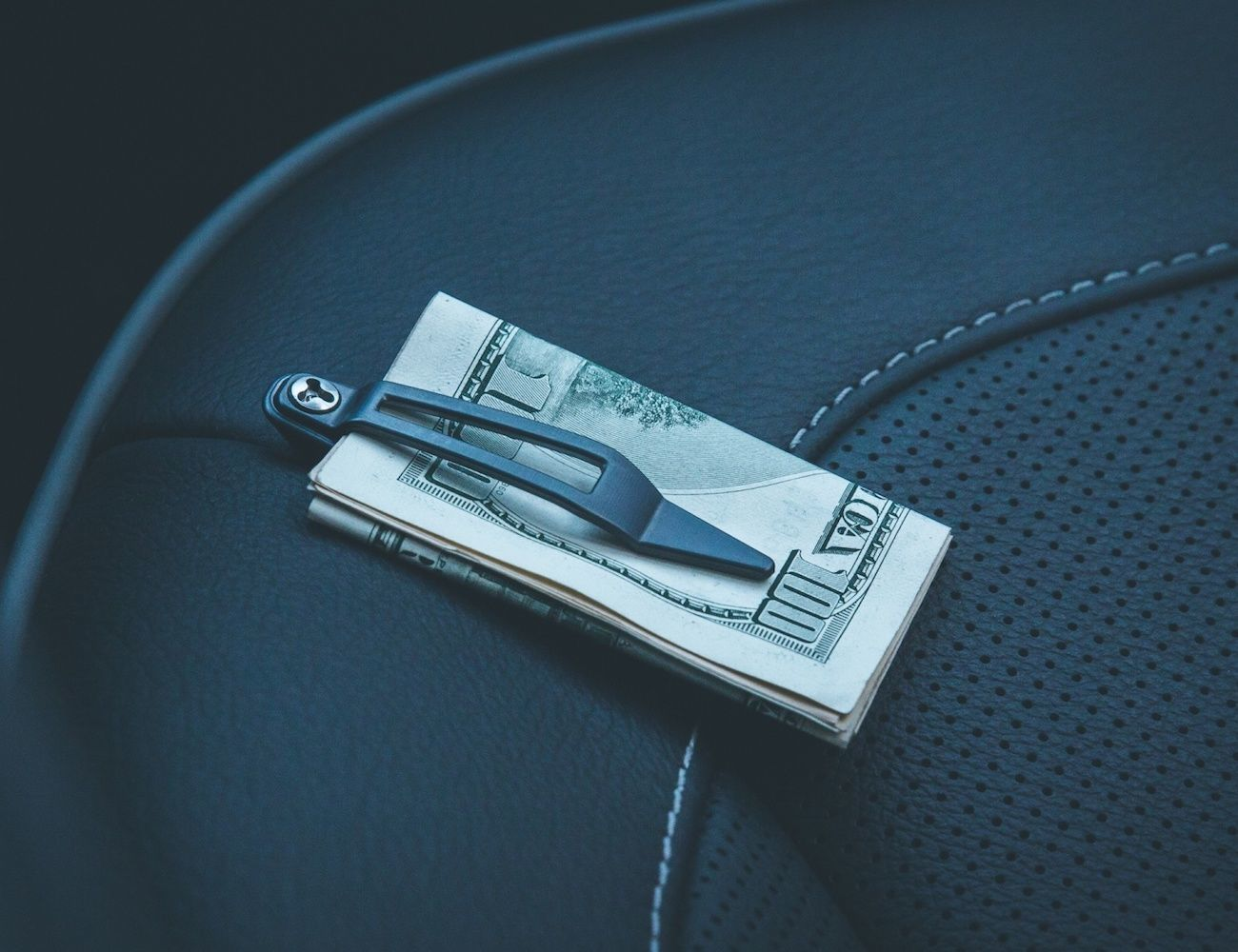 Series 168 Luxury Money Clip