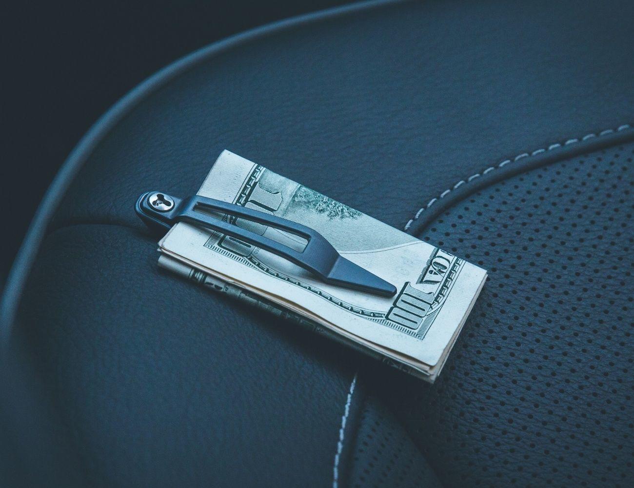 Series 168 Luxury Money Clip