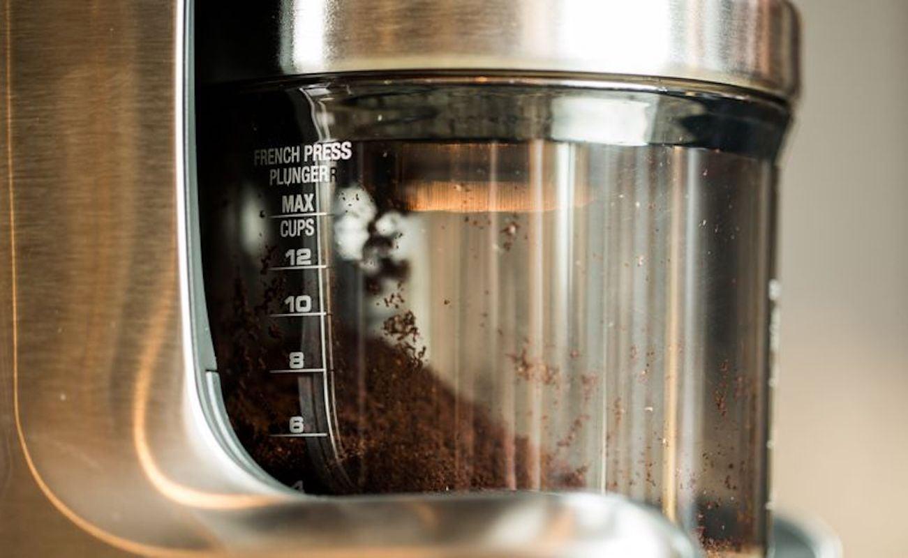 Smart Grinder Pro Coffee Bean Grinder