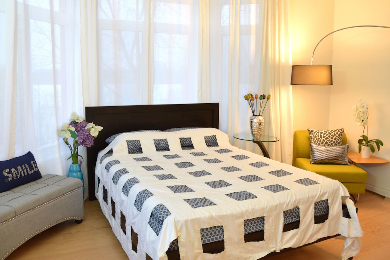 Smartduvet Breeze Self-Making Temperature Bed