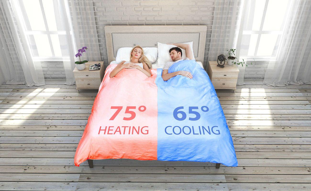 Smartduvet+Breeze+Self-Making+Temperature+Bed