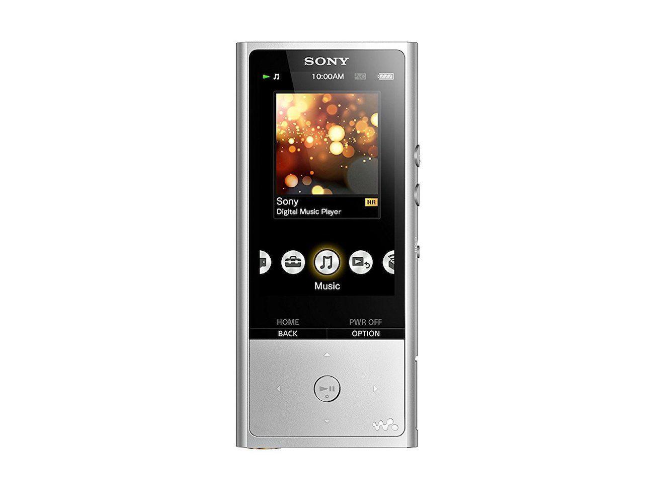 Sony Noise Cancelling Digital Walkman