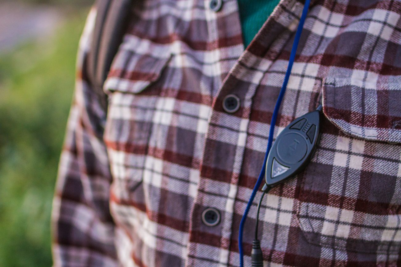 SoundBrake 2.0 Headphones Awareness Device