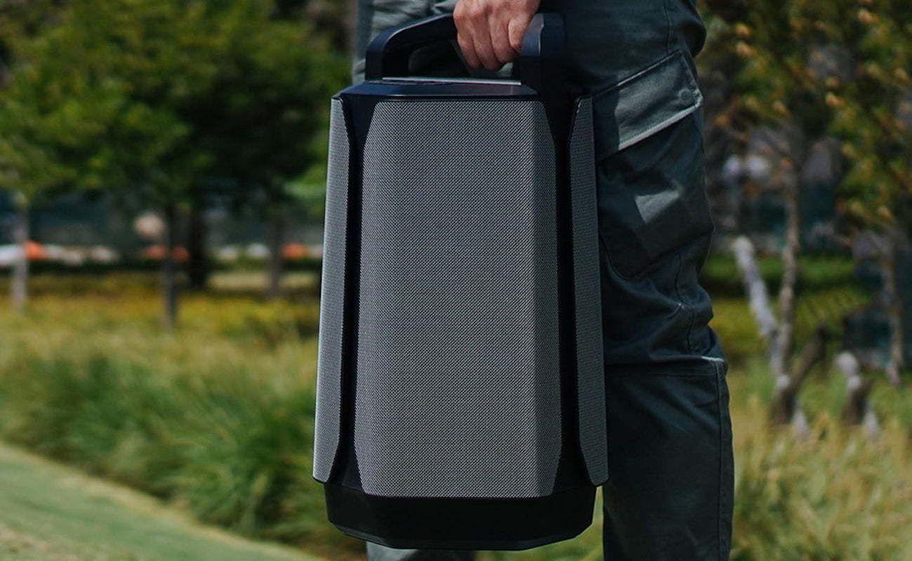Soundcast+VG7+Portable+Full-Range+Speaker
