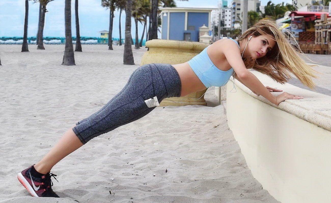 Sparkle 3-Pocket Yoga Leggings