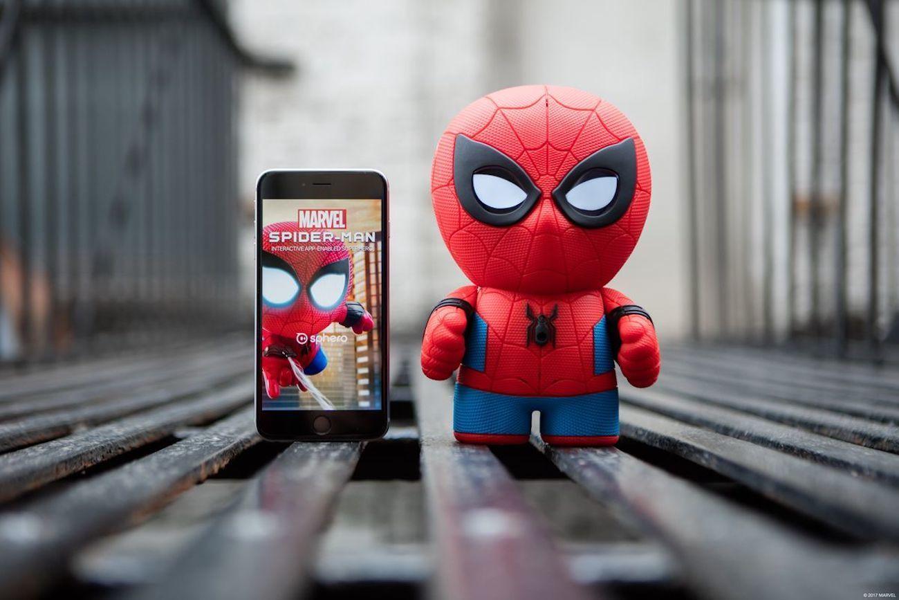 Sphero Voice Interactive Spider-Man